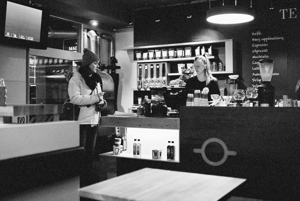 Te & Kaffi, Rekjavík 2015